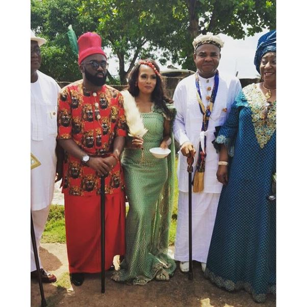 Noble Igwe and Chioma Otisi Traditional Wedding LoveweddingsNG 7