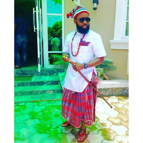 Noble Igwe and Chioma Otisi Traditional Wedding LoveweddingsNG 9