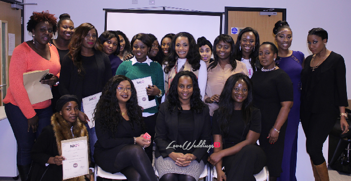 The Bridal Masterclass by Dionne Smith Academy - LoveweddingsNG 22