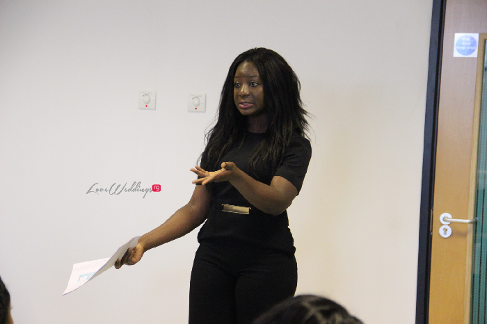 The Bridal Masterclass by Dionne Smith Academy - LoveweddingsNG Seyi 2