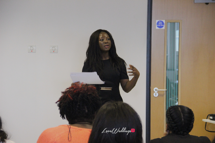 The Bridal Masterclass by Dionne Smith Academy - LoveweddingsNG Seyi
