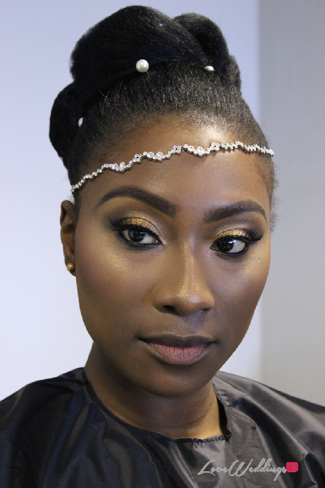 The Bridal Masterclass by Dionne Smith Academy - LoveweddingsNG Stacey Chellz 2