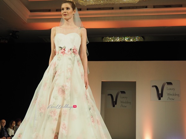 The Luxury Wedding Show 2016 LoveweddingsNG - Bridal Catwalk Show 2