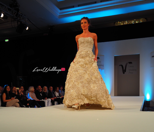 The Luxury Wedding Show 2016 LoveweddingsNG - Bridal Catwalk Show 3