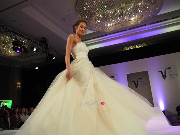 The Luxury Wedding Show 2016 LoveweddingsNG - Bridal Catwalk Show 9