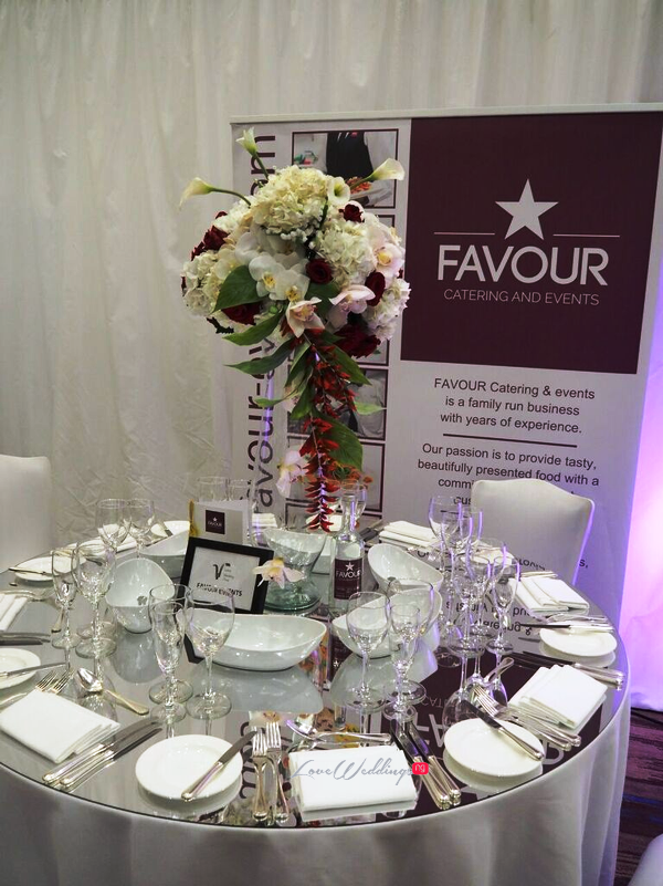 The Luxury Wedding Show 2016 LoveweddingsNG - Favour Catering and Events