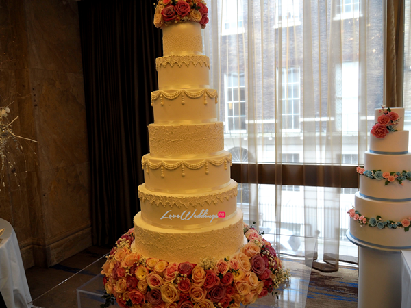 The Luxury Wedding Show 2016 LoveweddingsNG - TY Couture Cakes 1
