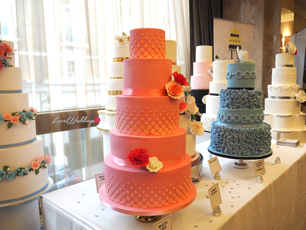 The Luxury Wedding Show 2016 LoveweddingsNG - TY Couture Cakes