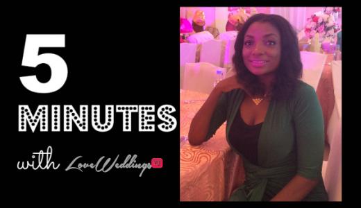 5 Minutes With Vivian Loviva ENT LoveweddingsNG