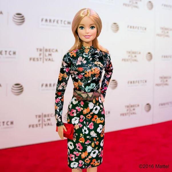 Barbie Oscar de la Renta doll LoveweddingsNG 1