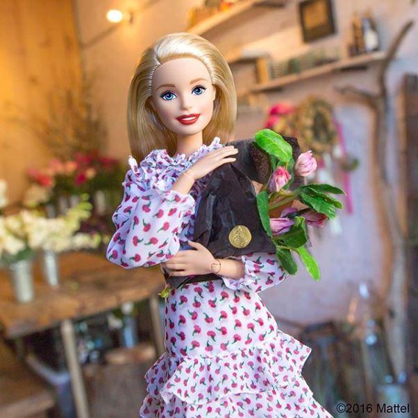 Barbie Oscar de la Renta doll LoveweddingsNG 2