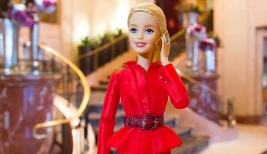 Barbie Oscar de la Renta doll LoveweddingsNG feat