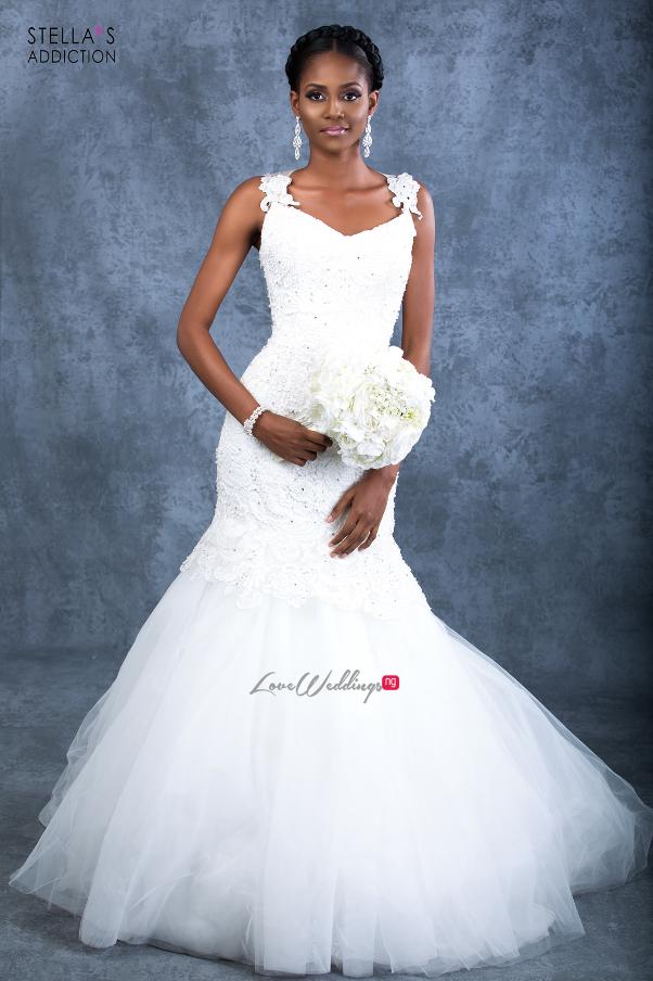 Bridal Hair and Makeup Inspiration Stellas Addiction LoveweddingsNG 3