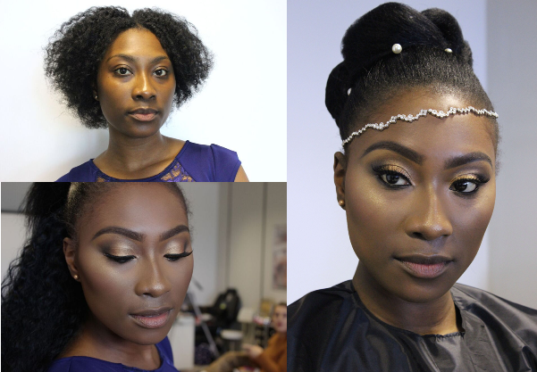 Bridal Masterclass Dionne Smith Academy LoveweddingsNG 2