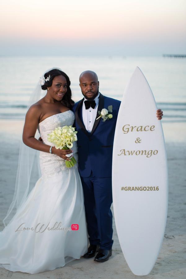 Dubai Destination Wedding Grace & Awongo #Grango2016 LoveweddingsNG Save The Date Wedding 16