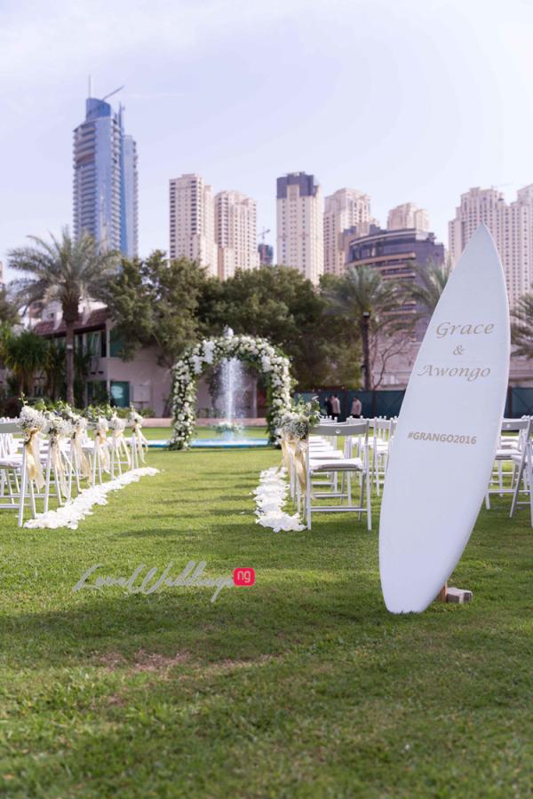 Dubai Destination Wedding Grace & Awongo #Grango2016 LoveweddingsNG Save The Date Wedding 36