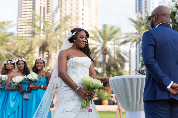 Dubai Destination Wedding Grace & Awongo #Grango2016 LoveweddingsNG Save The Date Wedding 6