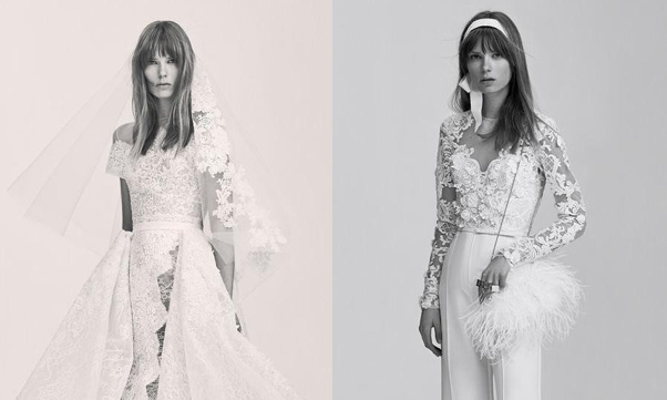 Elie Saab Ready To Wear Bridal Collection LoveweddingsNG feat