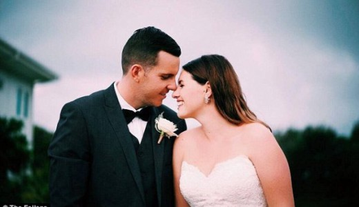 James and Mikaela Norvill Uber Couple