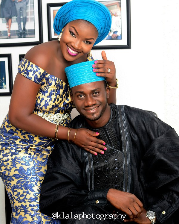 Nigerian Anniversary Shoot - Temi and Segun LoveweddingsNG