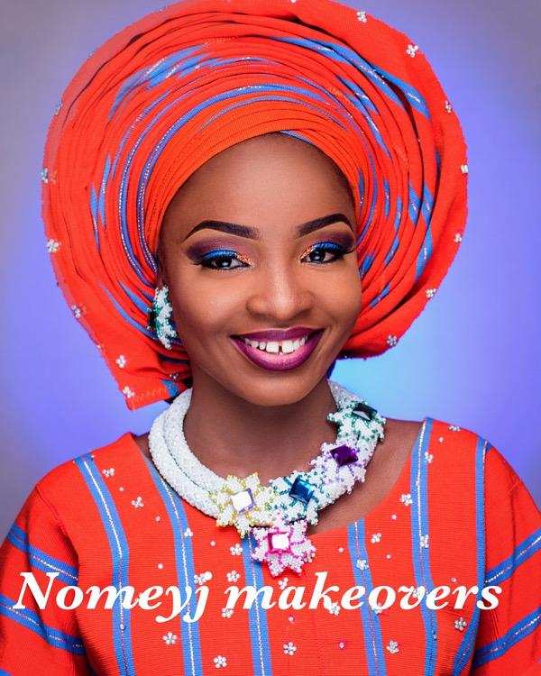 Nigerian Bridal Aso Oke Trend LoveweddingsNG