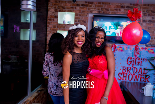 Nigerian Bridal Shower - Ginika Okolie #GiiOkey2016 LoveweddingsNG 10