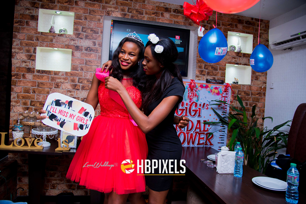 Nigerian Bridal Shower - Ginika Okolie #GiiOkey2016 LoveweddingsNG 3