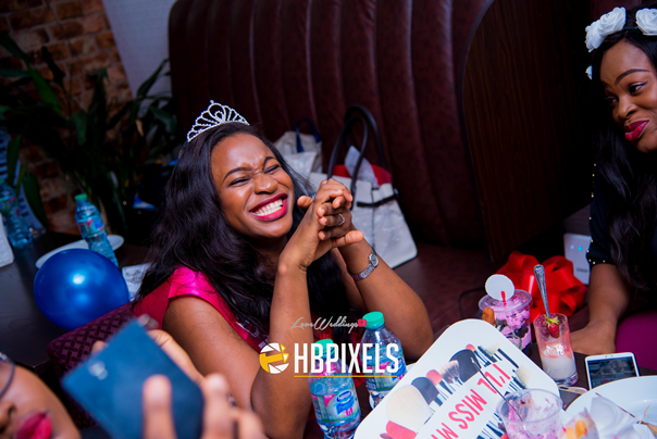 Nigerian Bridal Shower - Ginika Okolie #GiiOkey2016 LoveweddingsNG 6
