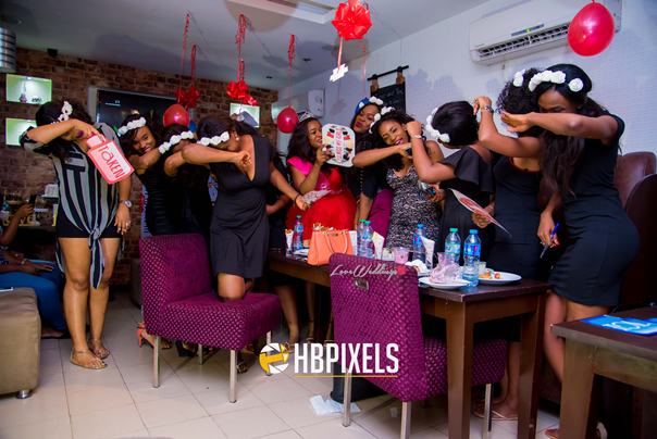 Nigerian Bridal Shower - Ginika Okolie #GiiOkey2016 LoveweddingsNG 7