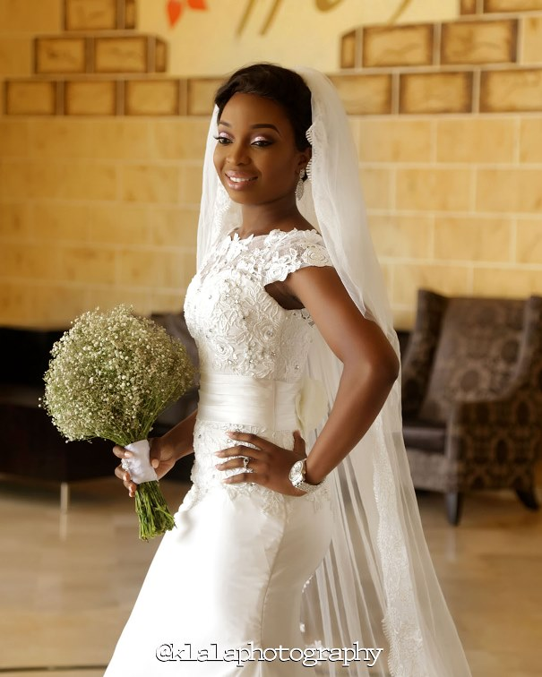 Nigerian Bride - Tosin LoveweddingsNG Klala Photography