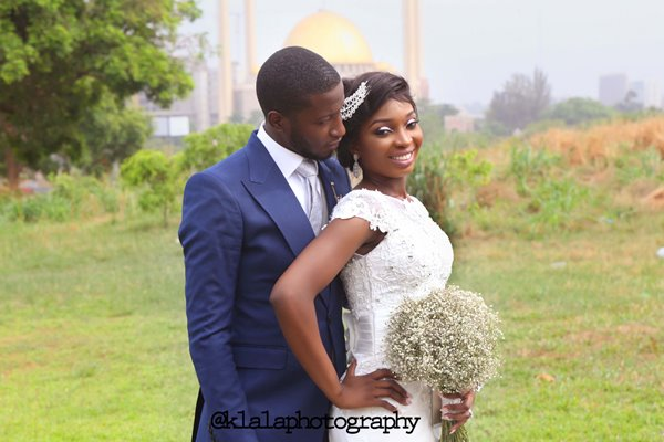Nigerian Bride and Groom - Tosin & Wale LoveweddingsNG Klala Photography (2)