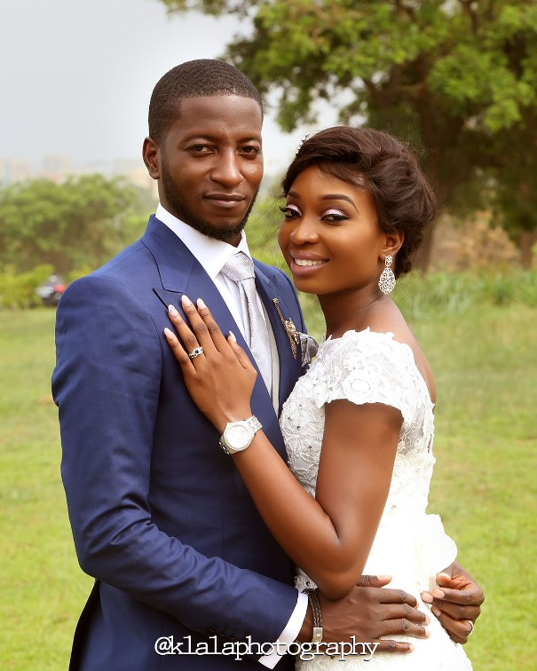 Nigerian Bride and Groom - Tosin & Wale LoveweddingsNG Klala Photography 4 (2)