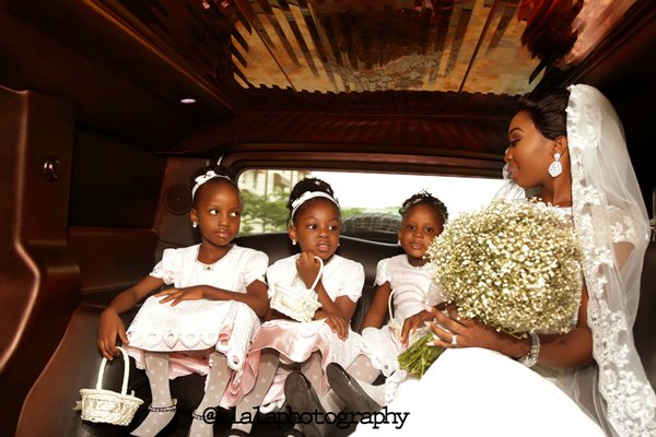 Nigerian Bride and Little Brides - Tosin & Wale LoveweddingsNG Klala Photography (2)