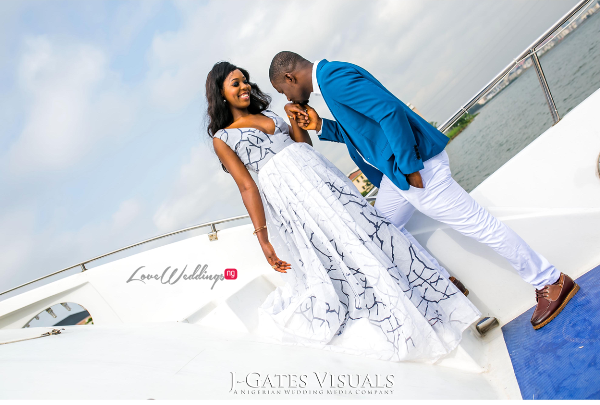 Nigerian Engagement Shoot - Chiamaka and Obinna JGates Visuals LoveweddingsNG11