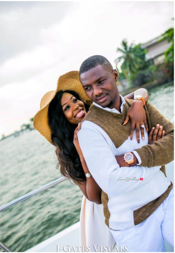 Nigerian Engagement Shoot - Chiamaka and Obinna JGates Visuals LoveweddingsNG2