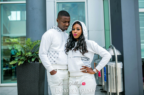 Nigerian Engagement Shoot - Chiamaka and Obinna JGates Visuals LoveweddingsNG5