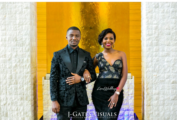 Nigerian Engagement Shoot - Chiamaka and Obinna JGates Visuals LoveweddingsnG 3