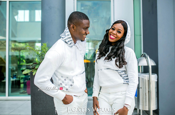 Nigerian Engagement Shoot - Chiamaka and Obinna JGates Visuals LoveweddingsnG 8