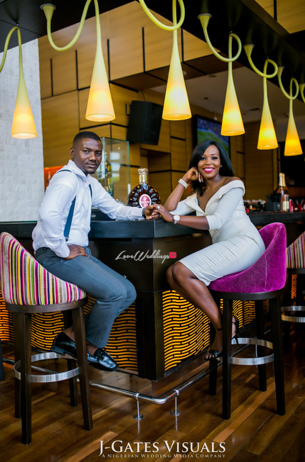 Nigerian Engagement Shoot - Chiamaka and Obinna JGates Visuals LoveweddingsnG 9