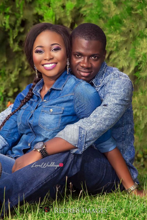 Nigerian Engagement Shoot Laykay Sax and Morakinyo LoveweddingsNG 2