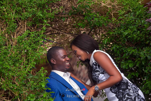 Nigerian Engagement Shoot Laykay Sax and Morakinyo LoveweddingsNG