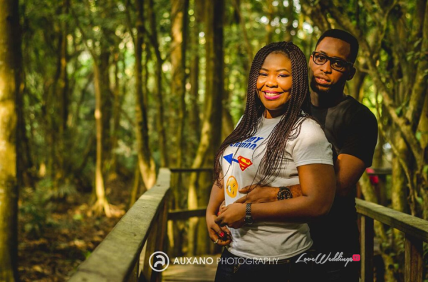Nigerian Engagement Shoot #MannyMary2016 LoveweddingsNG Auxano Photography 1