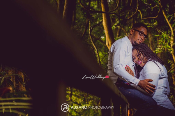 Nigerian Engagement Shoot #MannyMary2016 LoveweddingsNG Auxano Photography 4