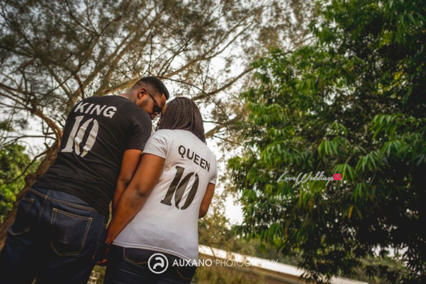 Nigerian Engagement Shoot #MannyMary2016 LoveweddingsNG Auxano Photography 6