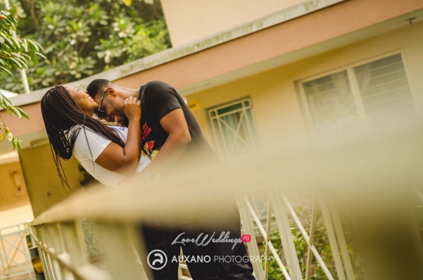 Nigerian Engagement Shoot #MannyMary2016 LoveweddingsNG Auxano Photography