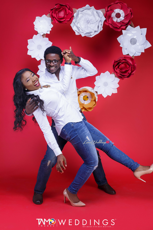 Nigerian Engagement Shoot - Taiwo & Deola LoveweddingsNG 1