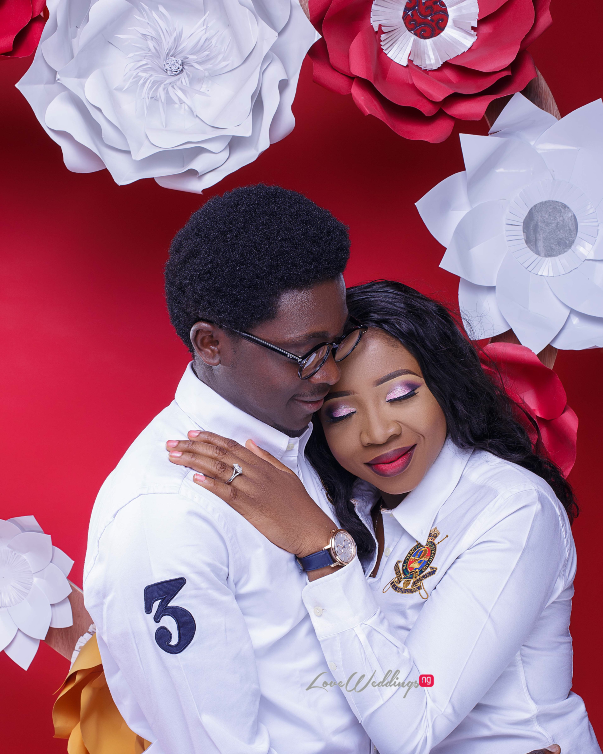 Nigerian Engagement Shoot - Taiwo & Deola LoveweddingsNG 2