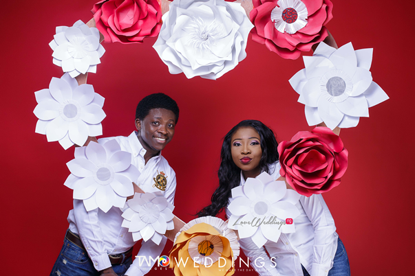Nigerian Engagement Shoot - Taiwo & Deola LoveweddingsNG 3