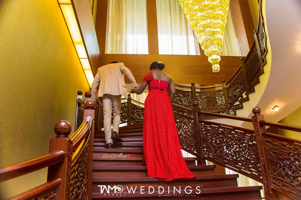 Nigerian Engagement Shoot - Taiwo & Deola LoveweddingsNG