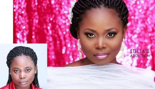 Nigerian Makeup Artist Stella's Addiction LoveweddingsNG feat